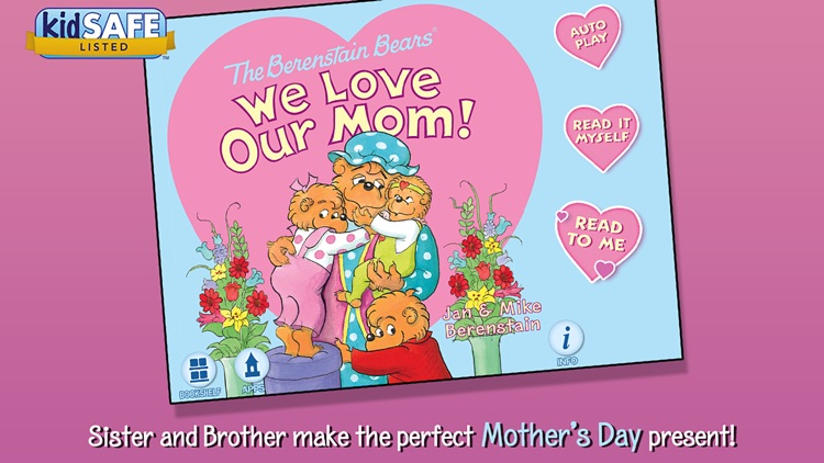 The Berenstain Bears: We Love Our Mom!