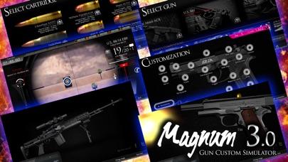 Magnum3.0のスクリーンショット1