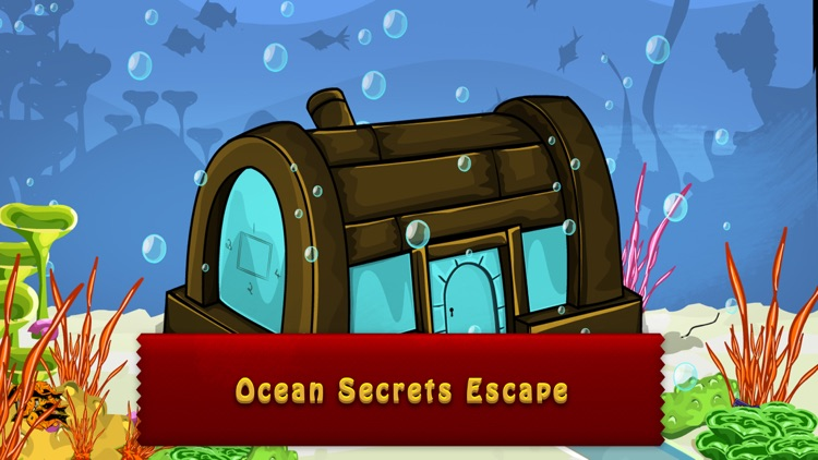 Can You Escape From The Ocean Secrets ?