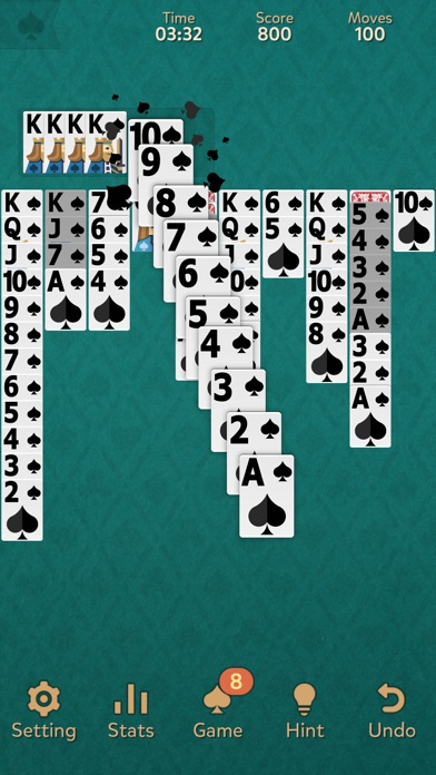 Spider Solitaire: Kingdom for Windows