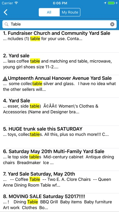 download Yard Sale Treasure Map