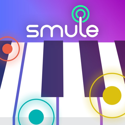 Magic Piano by Smule app logo