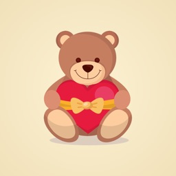 Teddy Bears Stickers for iMessage