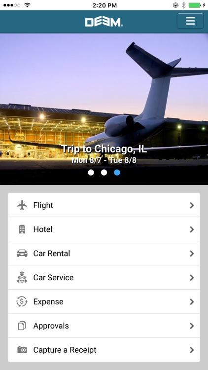 Deem Business Travel & Expense