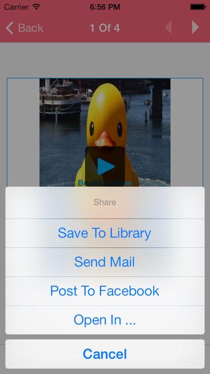 VideoGram - Image to Video SlideShow screenshot-3