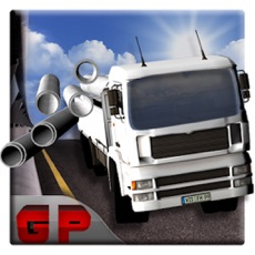 Activities of Cargo Trailer Driving Simulation: Delivery Truck