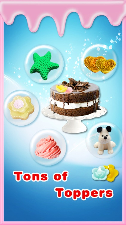 Cake Mania! - cooking games