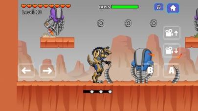 Robot Werewolf Toy Robot War screenshot four