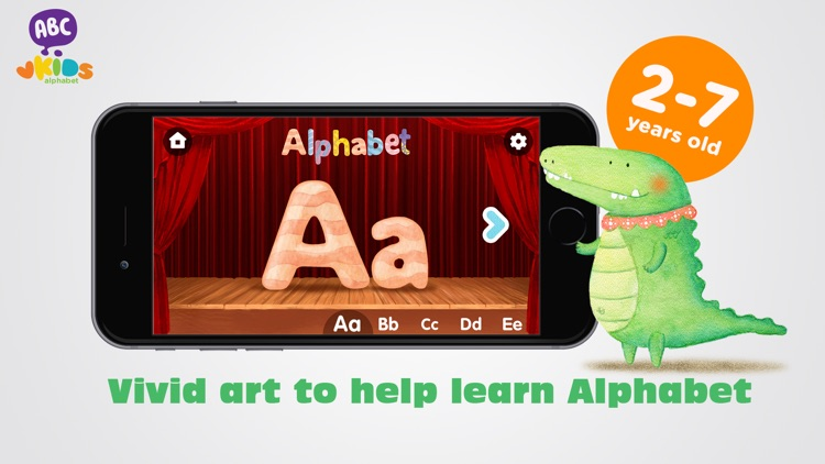 Alphabet Learning - ABC  Games for kids & toddlers screenshot-3