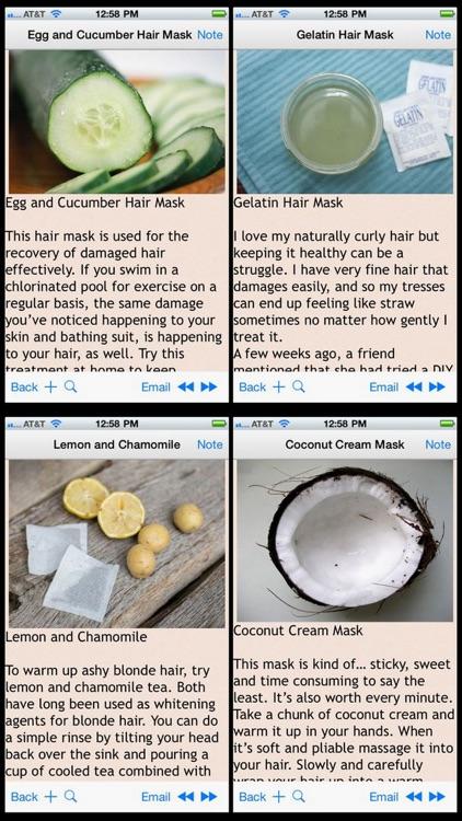 80 Homemade Hair Mask Recipes