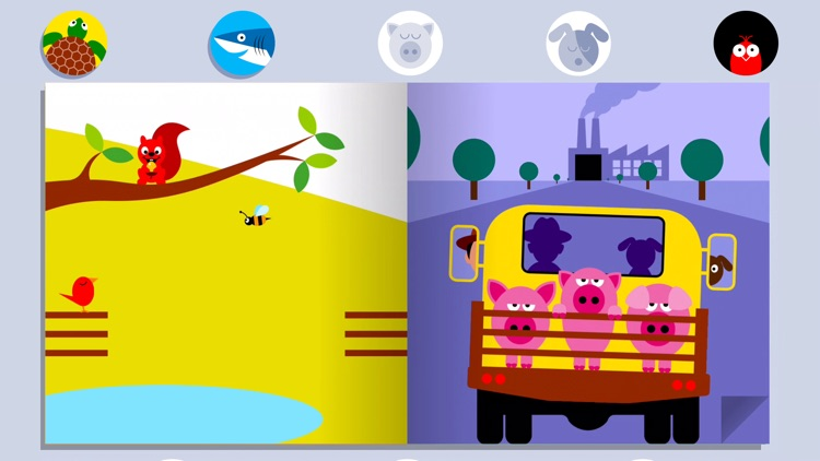 Animal Rescue Book screenshot-3