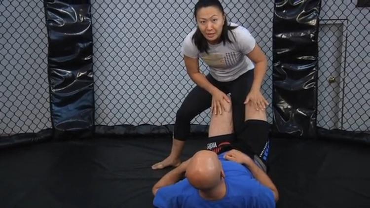 NoGi BJJ Guard Passing Techniques, Bigstrong 12