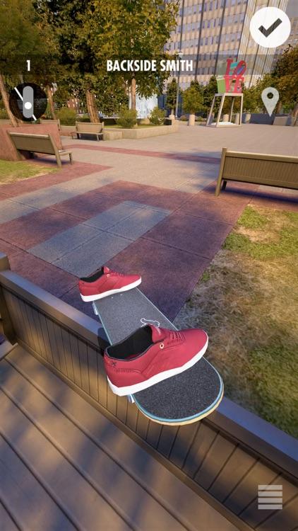 Skater - Skate Legendary Spots, Perfect Board Feel