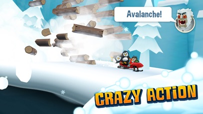 Screenshot for Ski Safari 2 in Turkey App Store