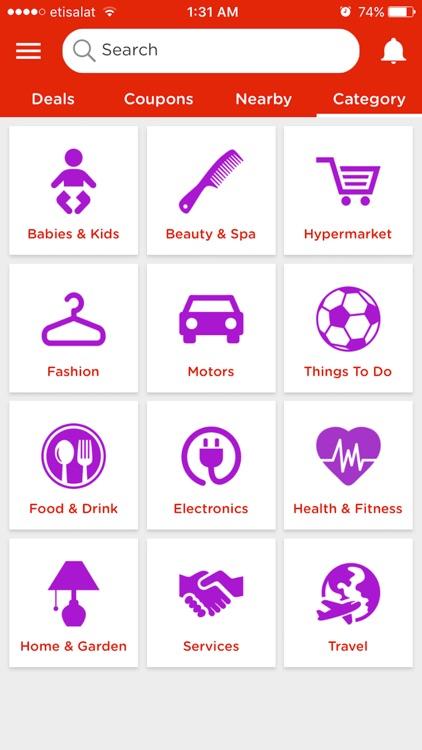 Offerizer – Sale & Coupons App screenshot-4