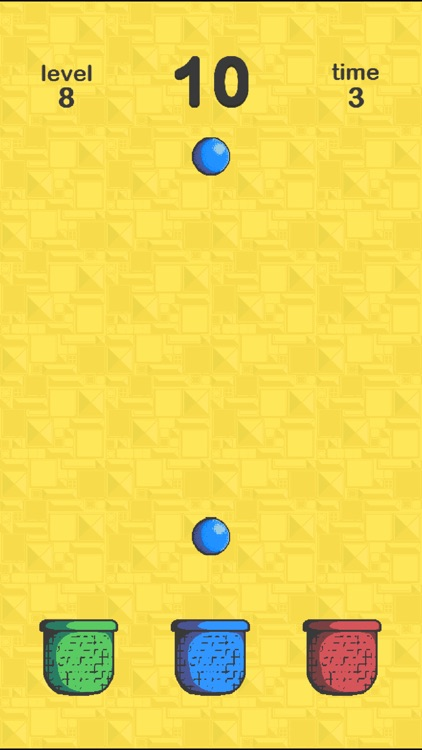 Catch a Color Deluxe - Casual Ball Dropping Game screenshot-3