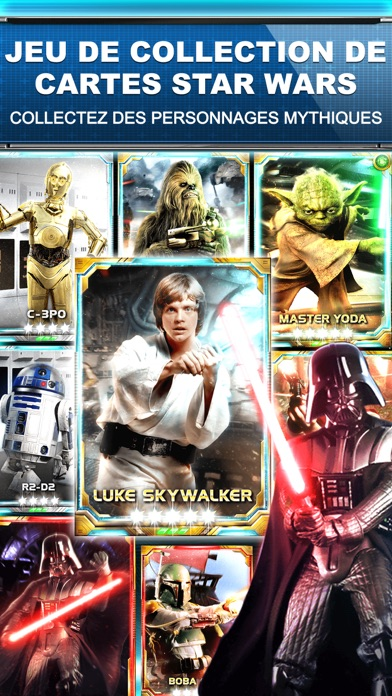 Screenshot #2 pour STAR WARS™: FORCE COLLECTION