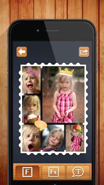 Photo Shake - Pic Collage Maker & Pic Frames Grid screenshot-3