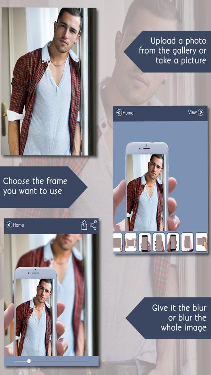 Selfie camera effect – Photo editor