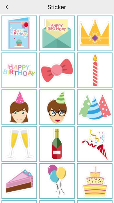 Custom Birthday Invitation Card maker screenshot three