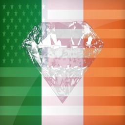Irish Phrases Diamond 4K Edition