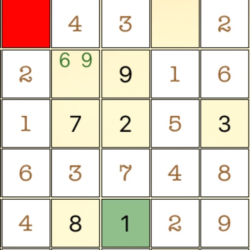 Sudoku Solver :Solve any Sudoku instantly with OCR icon