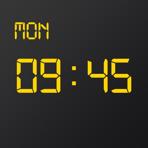 LED Clock-That's all you need about clock iOS App