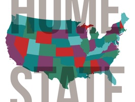 Track your trip or just show your state pride with these stickers