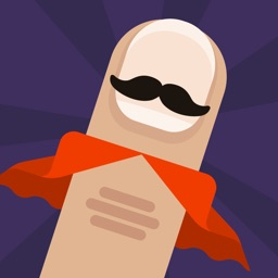 Finger Hero: Avoid Obstacles