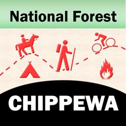 Chippewa National Forest – GPS Offline Navigator