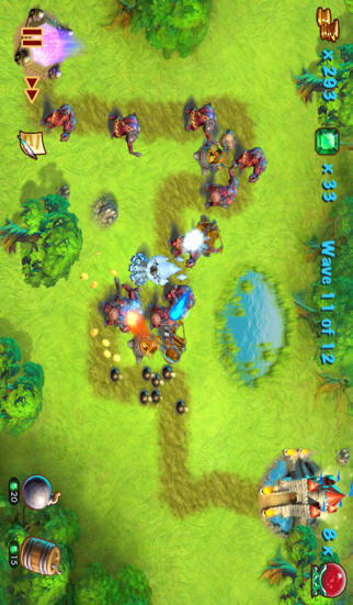 Towers N' Trolls Screenshot 1