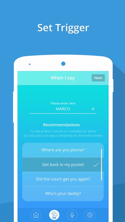 Go Find Marco | Find Your Phone By Shouting MARCO!