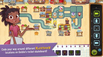 GoldieBlox Lite - The Rocket Cupcake Co. screenshot one