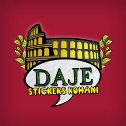 DAJE Stickers Romani