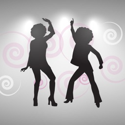 Cool Dance Style Photo Stickers