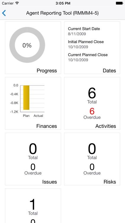 Instantis EnterpriseTrack screenshot-4