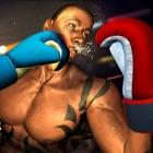 Jogo de combate boxer real: campeão boxe knockout icon