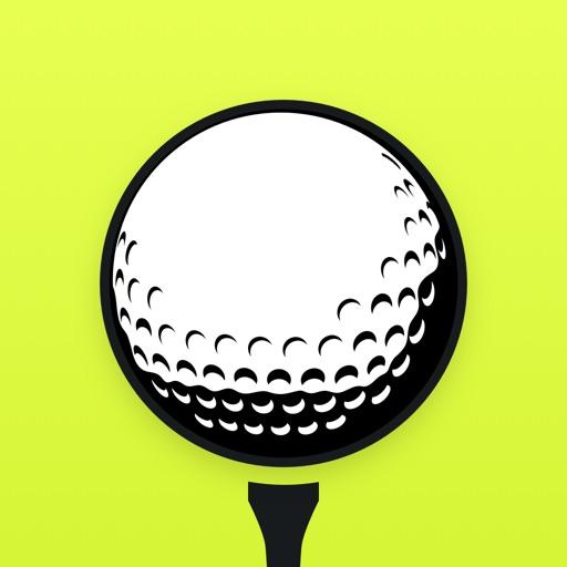 TrackMyGolf: Golf GPS scorecard range finder watch