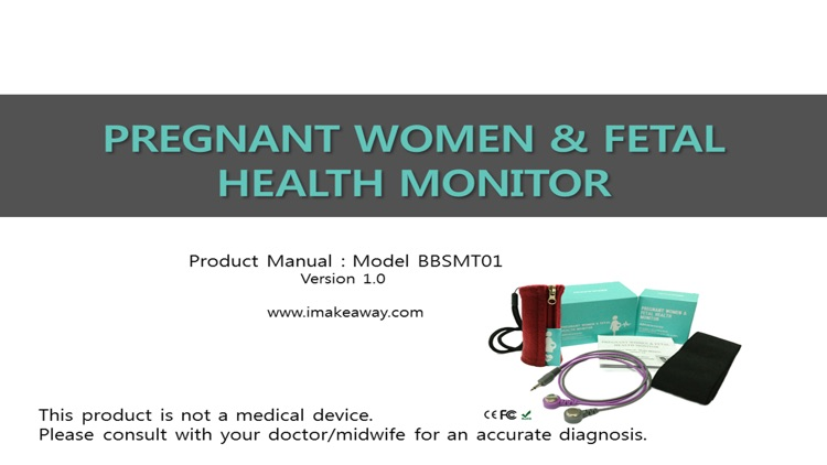 Makeaway FETAL HEALTH MONITOR