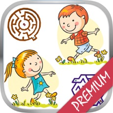 Activities of Mazes for Kids 3D Classic Labyrinth Games – Pro