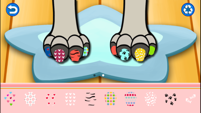 Amazing Cats- Pet Bath, Dress Up Games for girlsのおすすめ画像4