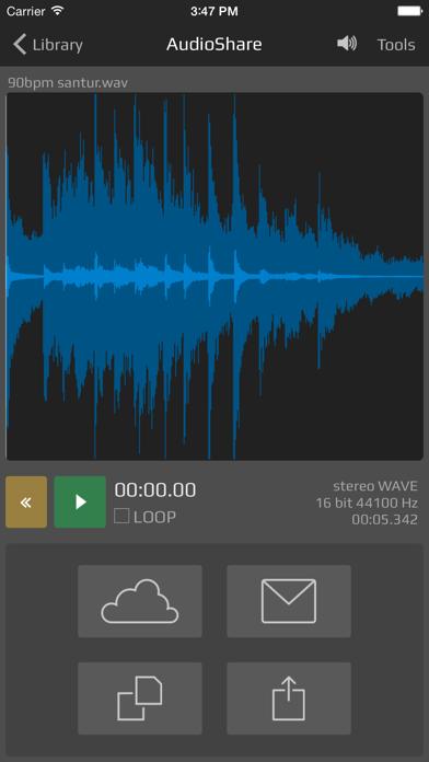 AudioShareのおすすめ画像2