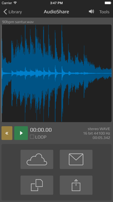 download AudioShare apps 1