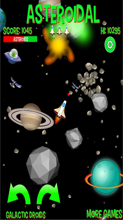 Asteroidal screenshot-0