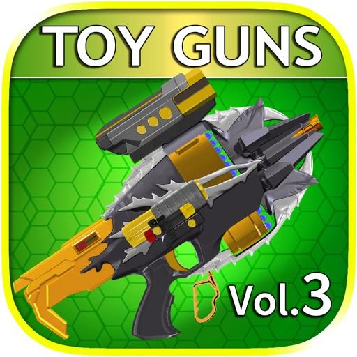Toy Gun Simulator VOL. 3 - Toy Guns Weapon Sim iOS App