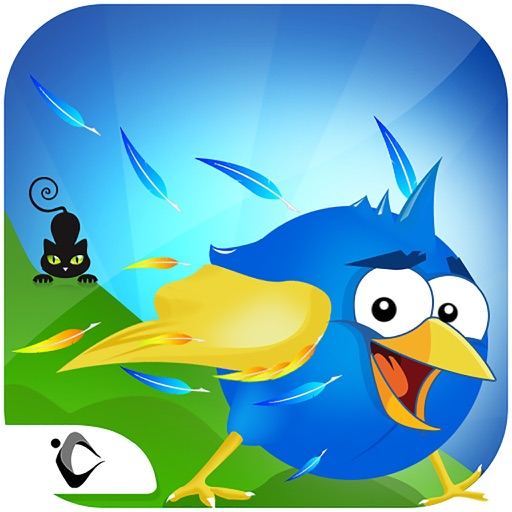 Tap to Jump: Bird Run
