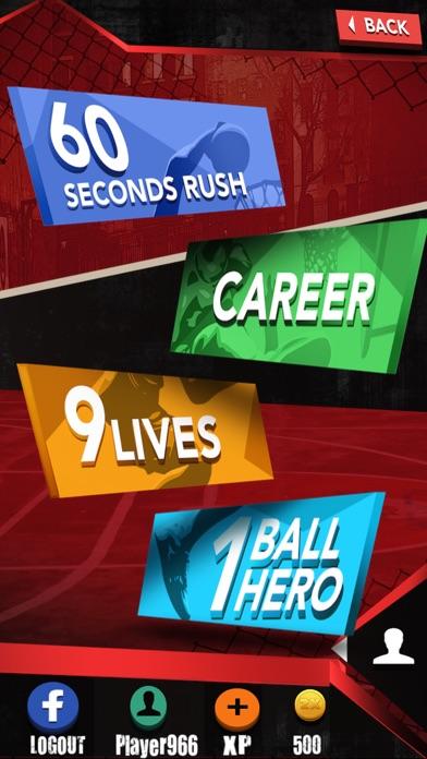 Street basketball-basketball shooting games screenshot four