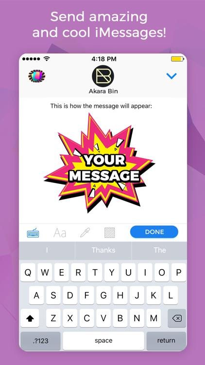 200,000+ Cool Stickers by Kappboom screenshot-3