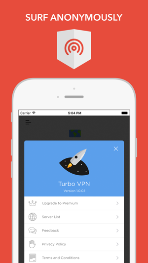 Turbo VPN - Super Fast 125Mbps VPN on the App Store