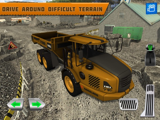 Скачать игру Quarry Driver 3: Giant Trucks